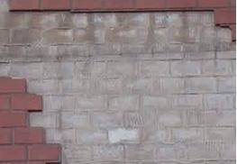タイル貼り外壁の浮き