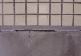 シーリング材の劣化・剥離